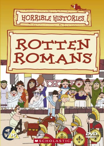Deary, Terry - Horrible Histories: Rotten Romans
