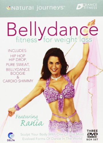 Bellydance for Weight Loss - 3 Disc Box Set (Exercise, Dance)