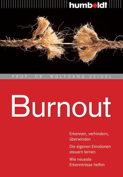 Seidel, P: Burnout By Wolfgang Seidel