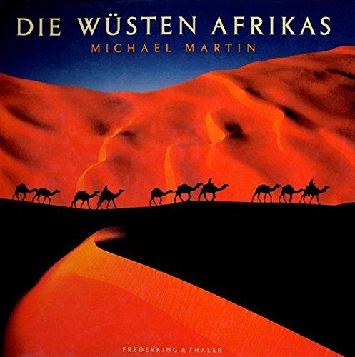 Die W+â-+sten Afrikas By Michael Martin