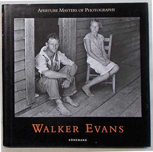 Aperture Masters: Walker Evans By Walker Evans