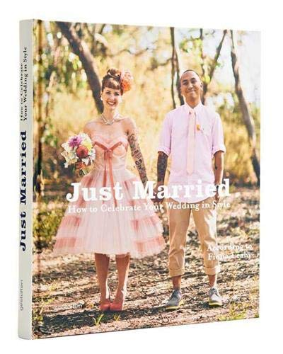 Just Married By Fiona Leahy