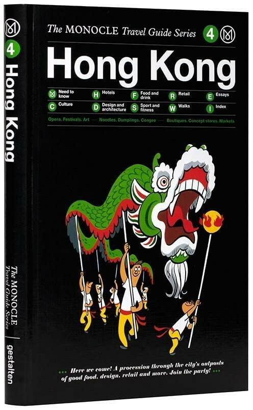Hong Kong By Monocle