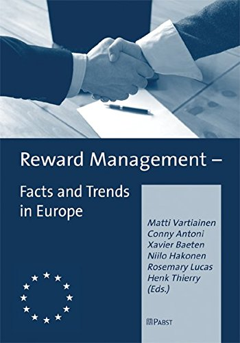 Reward Management - Facts and Trends in Europe