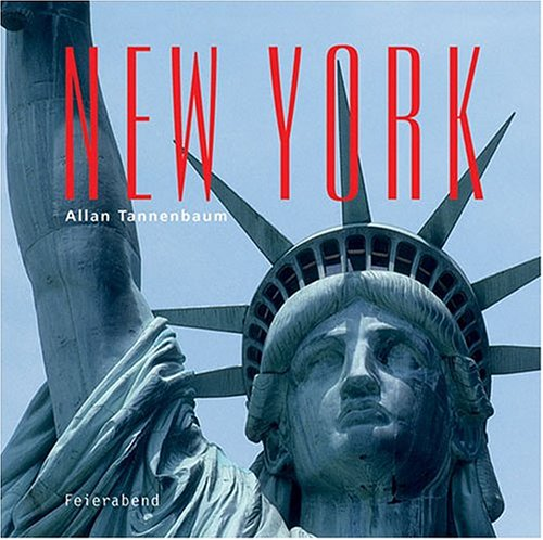 New York By Allan Tannenbaum