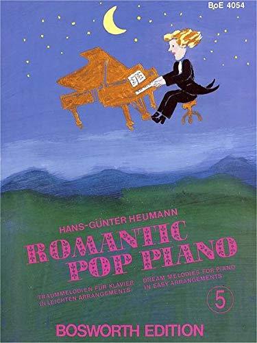 Romantic Pop Piano 05. By Hans-Gnter Heumann