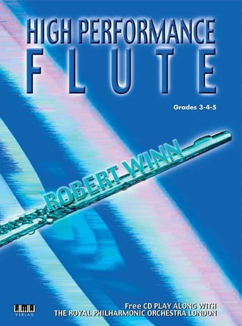 High Performance Flute By Robert Winn