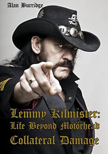 Lemmy Kilmister von Alan Burridge