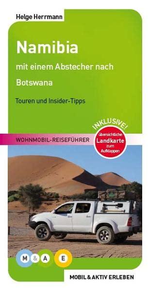 Namibia: Touren und Insider-Tipps By Johannes Hünerfeld