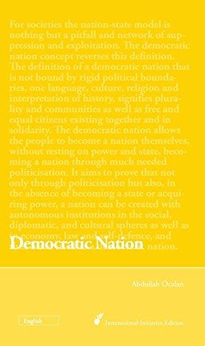Democratic Nation By Abdullah Öcalan