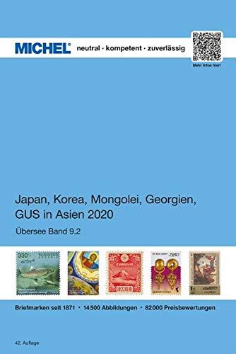 Japan, Korea, Mongolei, GUS in Asien 2020: ÜK 9.2