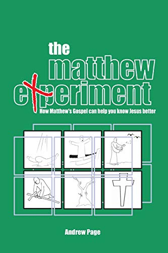 The Matthew Experiment By Andrew Page (University of Western Australia Perth)