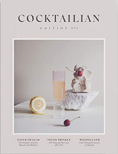 COCKTAILIAN. Edition N°1
