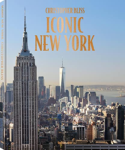 Iconic New York By Christopher Bliss