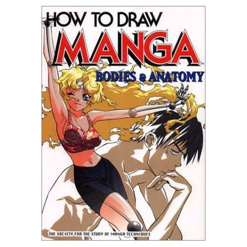 How To Draw Manga Volume 25: Bodies & Anato... by The Society For The  Paperback