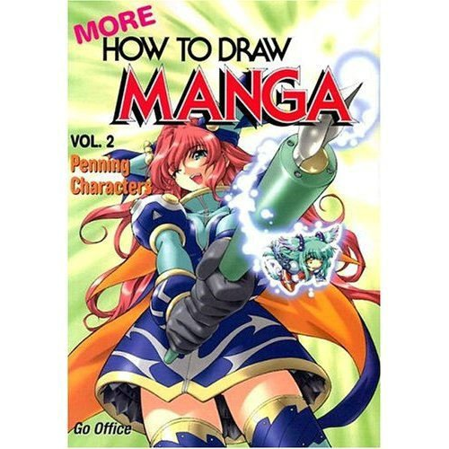 More How to Draw Manga By Go Office