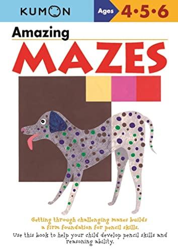 Amazing Mazes By Kumon