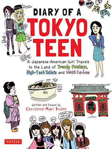 Diary of a Tokyo Teen von Christine Mari Inzer