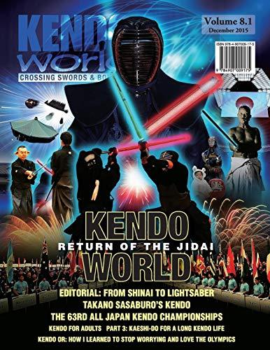Kendo World 8.1 By Alexander Bennett