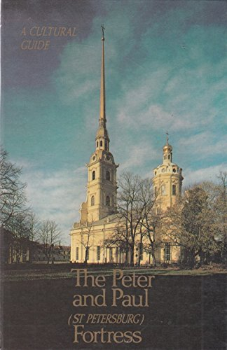 THE PETER AND PAUL (ST. PETERSBURG) FORTRESS. By Constantine Logachev