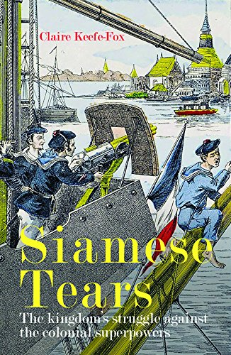 Siamese Tears By Claire Keefe-Fox