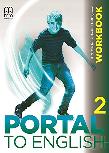 PORTAL TO ENGLISH 2 ( BRIT.) WORKBOOK + CD By Varios