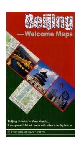 Beijing-welcome Maps By Heng Shao