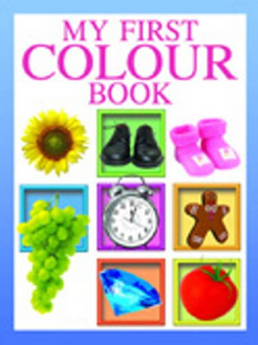 My First Colour Book By Sterling Publishers