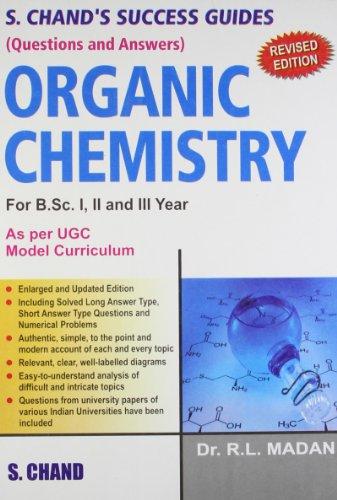 Organic Chemistry By R. L. Madan