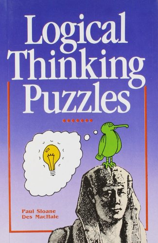 Logical Thinking Puzzles By M Sloane