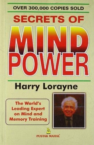 Secrets of Mind Power By Harry Lorayne