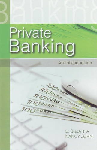 Private Banking By B. Sujatha
