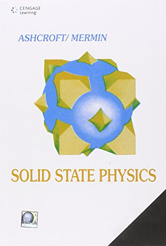 Solid State Physics By N. David