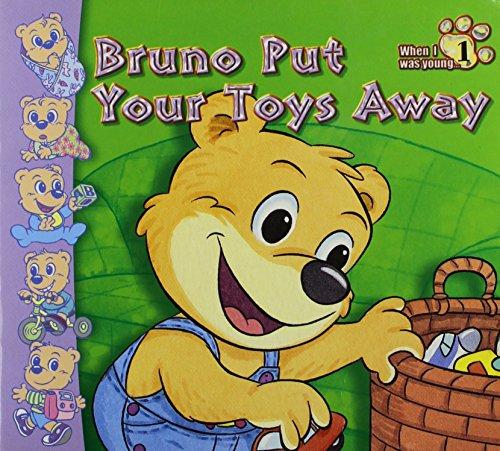 Bruno Put Your Toys Away