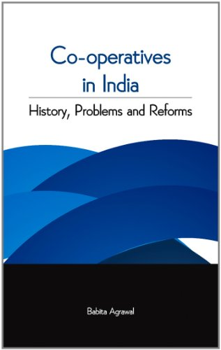 Co-Operatives in India By Babita Agrawal