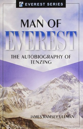 Man of Everest By James Ramsey Ullman