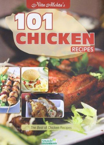 101 Chicken Recipes By Nita Mehta