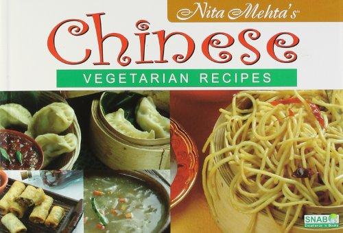 Chinese Vegetarian Recipes By Nita Mehta