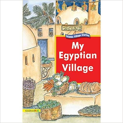 My Egyptian Village By Luqman Nagy