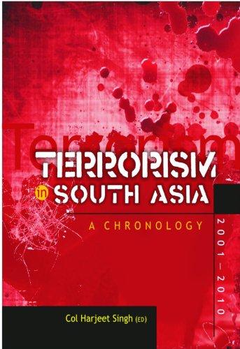 Terrorism in South Asia By Harjeet Singh