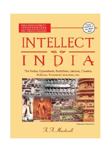 Intellect India by A. A. Macdonell
