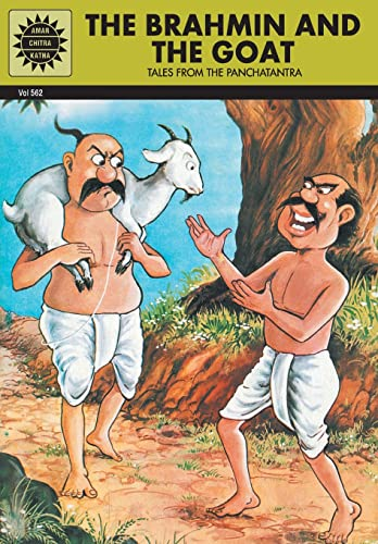 THE BRAHMIN AND THE GOAT (562) By Shyamala Kutty