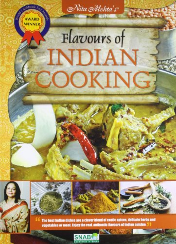 Flavours of Indian Cooking By Nita Mehta