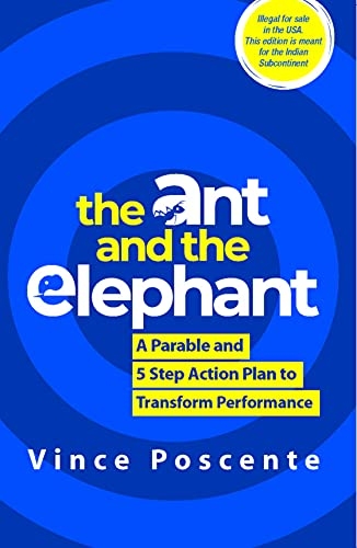 The Ant and the Elephant By Vince Posecente