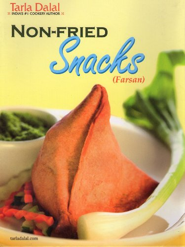 Non-Fried Snacks (Farsan) By Tarla Dalal