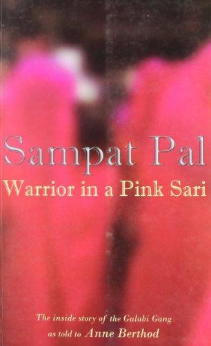 Warrior in a Pink Sari von Sampat Pal