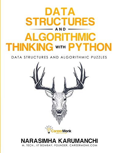 Data Structure and Algorithmic Thinking with Python By Narasimha Karumanchi