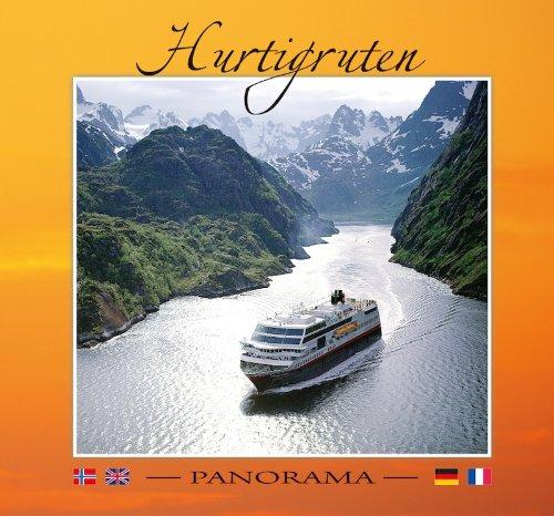 Hurtigruten By Per Eliassen