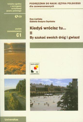 Kiedys wrocisz tu Czesc 2 + CD By Elzbieta Grazyna Dambska