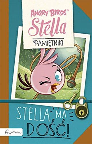 Angry Birds Stella Pamietniki Stella ma dosc! By Unknown